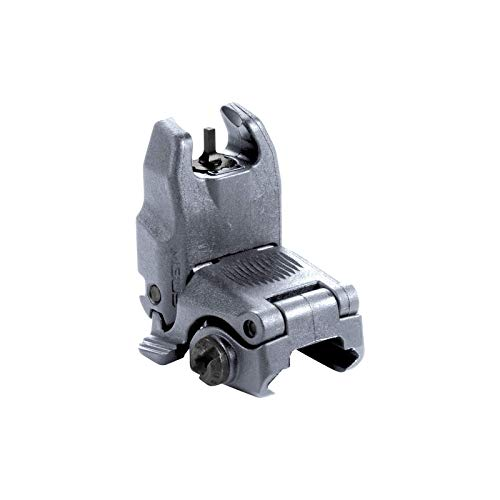 Magpul MBUS Flip-Up Backup Sights, Gray, Front Sight