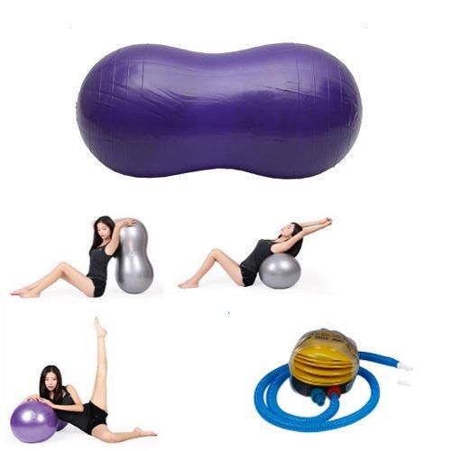 Yoga de cacahuete bola 45 cm90 cm salud Fitness para Yoga ...