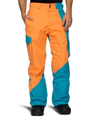 O' Neill–Giacca da Neve Line-up Pantaloni, Uomo, Tangelo, XL