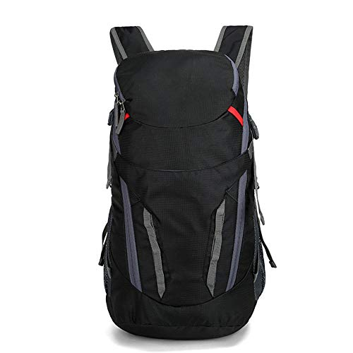SXDE 30L Hiking Backpack Packable Lightweight Waterproof Foldable Daypack Men for Climbing Camping Cycling Bicycle Travel