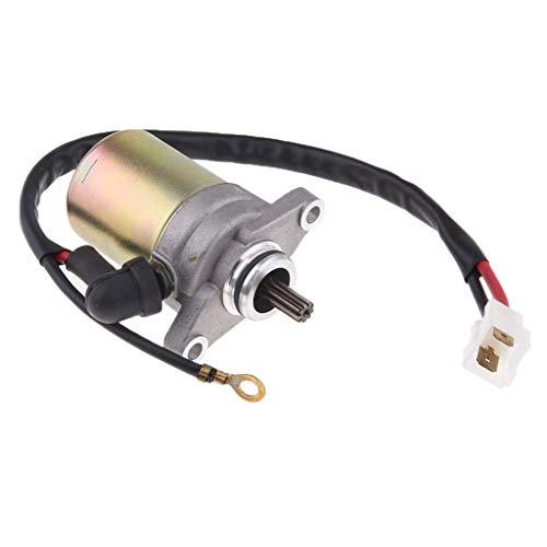 #N/a Arrancador Estriado con Cable para Minarelli 1PE40QMB Jog50 9 de 50 Cc Y 2 Tiempos