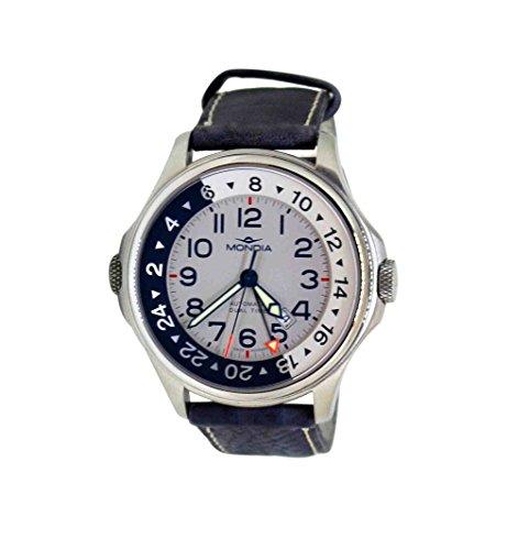 Mondia Orologio ELICA ZERO GMT Automatico Dual time Uomo
