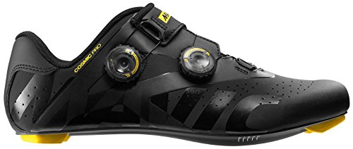 Zapatillas Mavic Cosmic Pro Negro/Amarillo Mavic, Unisex - Adulto, amarillo