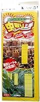 虫取り上手 強力粘着捕虫シート 黄色 20枚入×7個