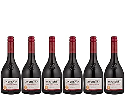 JP Chenet - Cabernet Syrah - Rich & Smooth - Red Wine - 6 x 75 cl
