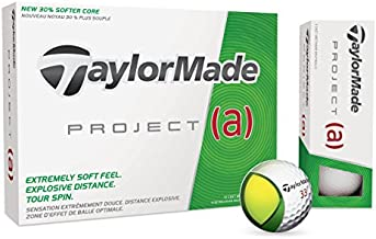 TaylorMade 2016 Project A Golf Balls (1 Dozen)