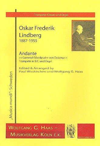Andante: für Trompete und Orgel
