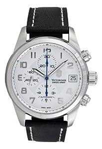 Victorinox Swiss Army Men's 241133 Ambassador XL Chrono Watch image