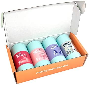 Not My Mama s Aluminum free Deodorant for Girls All Natural Safe and Effective for Kids Teens product image