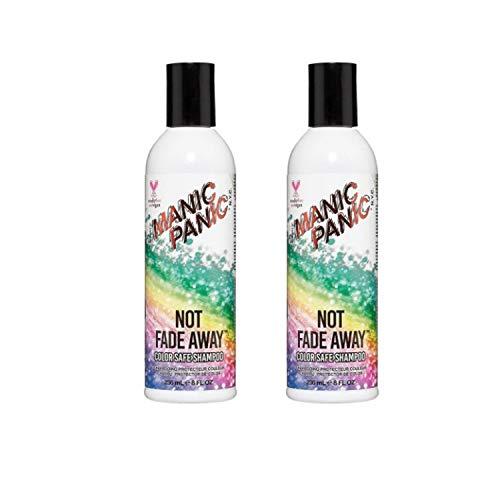 Manic Panic - Not Fade Away Maintain Shampoo Vegan Cruelty Free Shampoo - 2 x 236ml