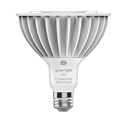 GE Lighting PAR38 Grow Light Bulb for Indoor Plants, Full...