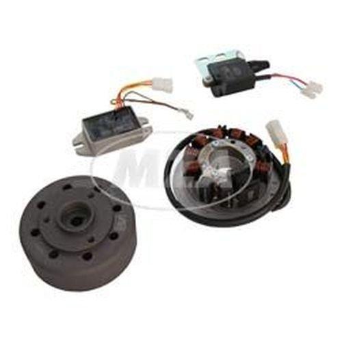 SET Umrüstsatz VAPE (M-G) S50, S51, S70 auf 12V 35/35W (ohne Klein- und Anbauteile - nur einzelne Zündungskomponenten im Set!)
