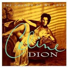 Partition : Celine Dion The Colour Of My Love