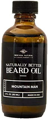 MNSC Naked Unscented Naturally Better Beard Oil Conditioner Softens Smooths Strengthens Beard product image