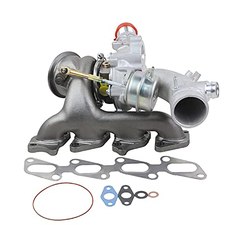 667-203 55565355 Turbo Charger Turbocharger Kit Compatible with Chevrolet Cruze Sonic Trax Buick Encore Holden Cruze 1.4 Turbo Kit