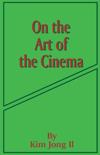 On the Art of the Cinema