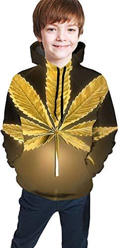Sweatshirts Pullover für Teenager, Mädchen, Jungen, Hip- Pop-Top Bluse, Kinder, Conch Seestern Muschel Angelnetz, XL(18-20)