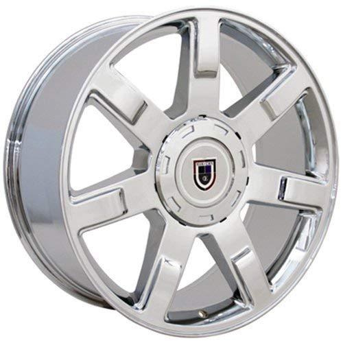 06 chevy silverado 22 rims - 1