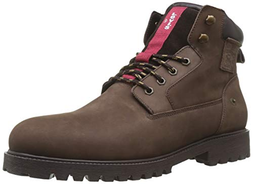 Levi's Hodges, Stivali da Combattimento Uomo, Marrone (Boots 29), 44 EU