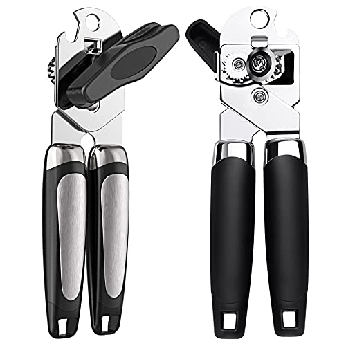 Manual Can Opener, Premium Can Opener Handheld,...