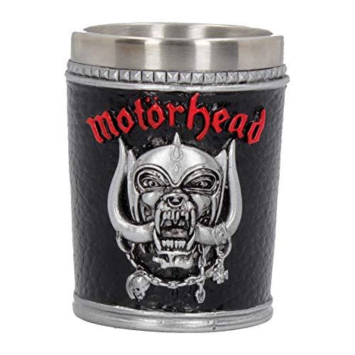 Nemesis Nu Motorhead Shot Glas 12cm Zwart