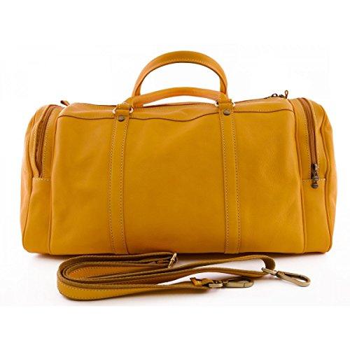 Dream Leather Bags Made in Italy toskanische echte Ledertaschen 31-8