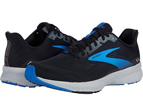 Brooks Launch 8 Black/Grey/Blue 10.5 D (M)