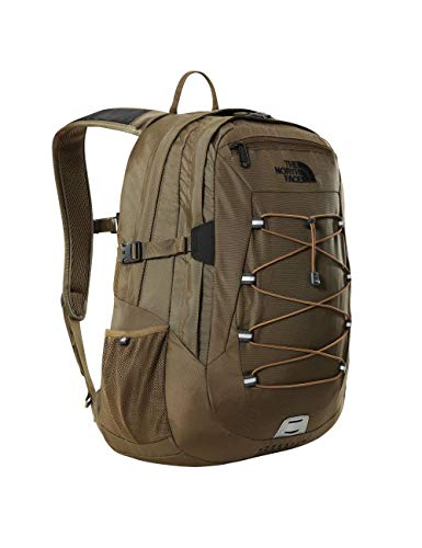 The North Face NF00CF9CZ061 Unisex - Adulto BOREALIS CLASSIC - MILITARY OLIVE-UTILITY BROWN One size