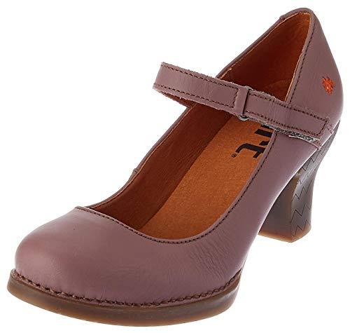 art Harlem, Zapatos de tacón con Punta Cerrada Mujer, Morado (Malva), 40...