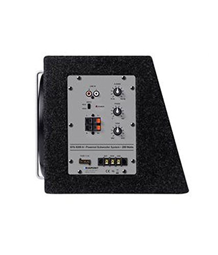 Blaupunkt GTB 8200 A aktive Bassbox/Subwoofer