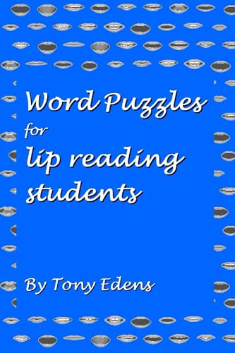 Word Puzzles for lip reading students