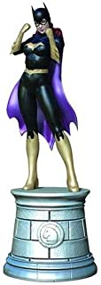 Dc Superhero Chess Collection Magazine #7 Batgirl White Knight by Eaglemoss