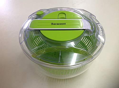 Salatschleuder mit Hebel und Schloss 5 Liter