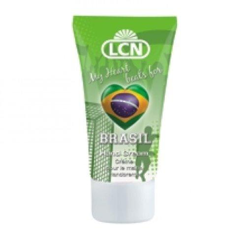 'LCN – Coupe du Monde 2014 main Crème My Heart Beats for Le Brésil, 50 ml