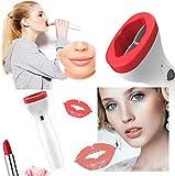 DSYYF Pulpeuses lèvres Enhancer Outil, électrique Fuller Lip Plumpers USB de Charge Automatique pulpeuses lèvres Enhancer avec 3 différents décalage d'aspiration