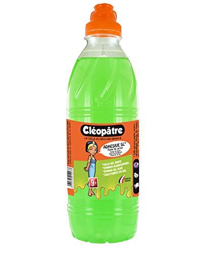 Cleopatre Cola Unisex Infantil, Verde (Verde Transparente), 5x20x5 cm (W x H x L)