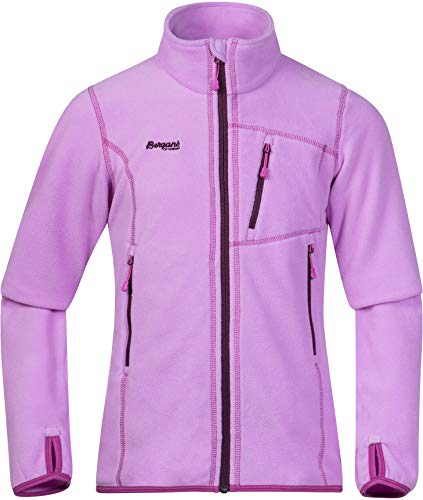 Bergans Runde Jacket Mädchen Peony/Plum/pink Rose Kindergröße 164 2017 Funktionsjacke