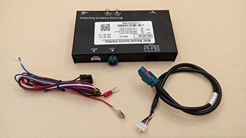 Kamerainterface Rückfahrkamera Interface f. Mercedes NTG 4.5 Einparkhilfe