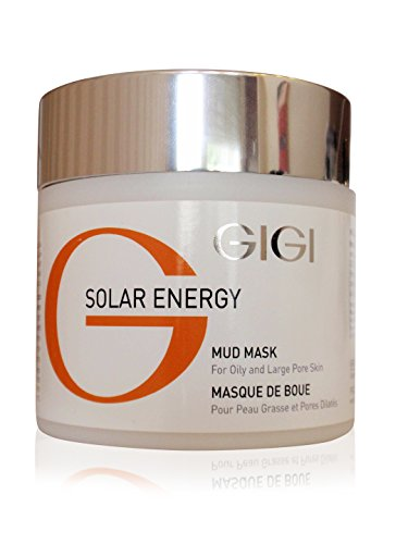 GIGI Solar Energy Mud Mask for Oily Skin 250 ml by GIGI Cosmetics