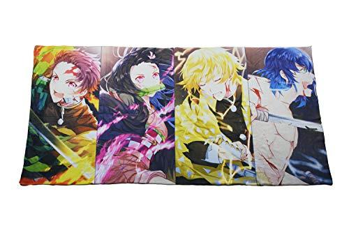 Toalla de baño de Demon Slayer: Kimetsu no Yaiba (E)