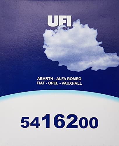 UFI Filters 54.162.00 Filtro Aria Abitacolo ai Carboni Attivi per Auto