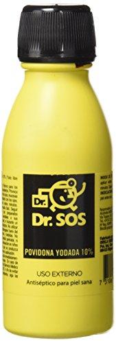 Dr. SOS Povidone Iodine, Yodo - 12 Unidades
