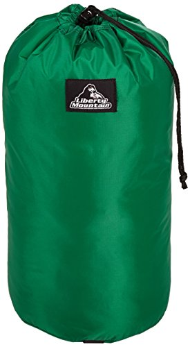 Liberty Mountain Stuff Sack (Large/9 x 20-Inch) Color May Vary