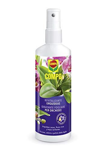 Compo Idratante Fogliare per Orchidee, per Tonificare, Pulire e Idratare le Orchidee, 250 ml