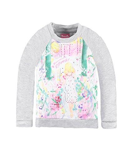 Pampolina - Sweatshirt 1/1 Arm, Felpa Bambina
