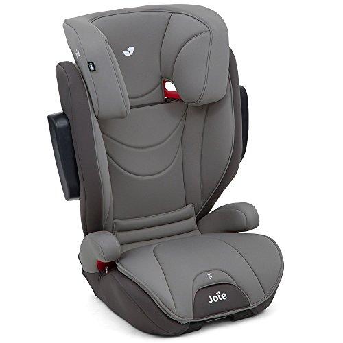 Joie Traver Kindersitz Autositz Gr. 2/3 Dark Pewter