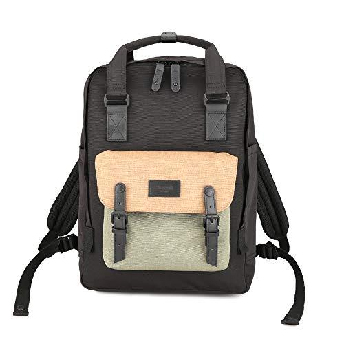 Himawari School Laptop Backpack for College Large 17 inch Computer Notebook Bag Travel Business Backpack for Men Women (Large, 1010-04#)