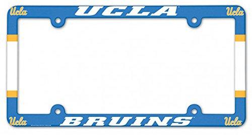 UCLA Bruins NCAA Plastic License Plate Frame