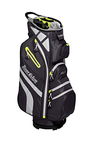 Tour Edge Hot Launch HL4 Ladies Golf Cart Bag-Silver Lime, One Size...