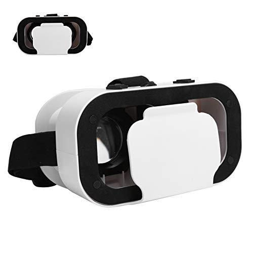 VR-Headset, kompatibel mit iPhone und Anderen 4,7-6,53-Zoll-Smartphones und 3D-Panoramablick für Reiseurlaub/Party/Geburtstagsgeschenk